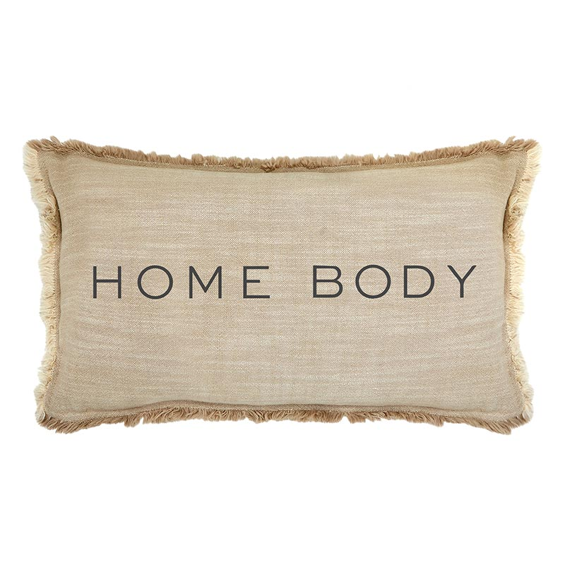 Home Body Pillow