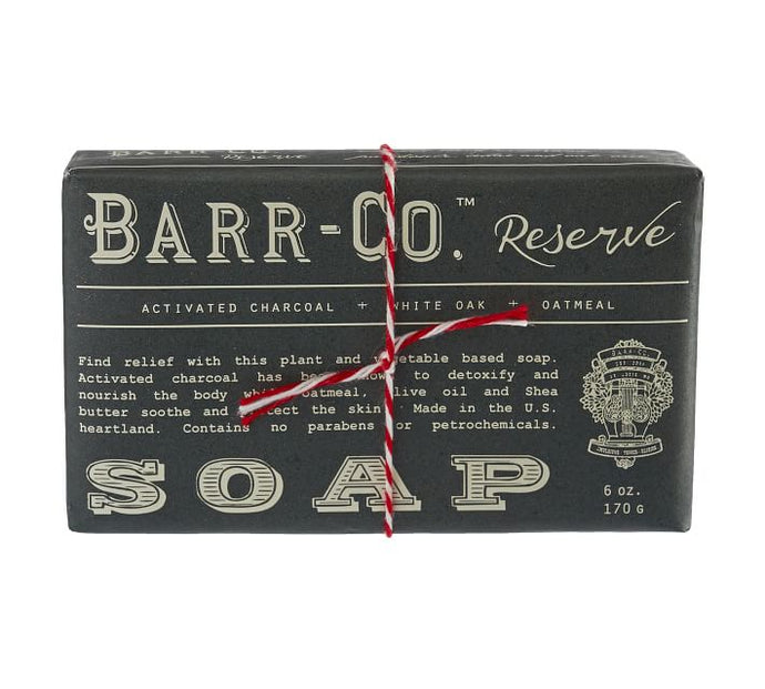 Barr & Co. Bar Soap Reserve Scent