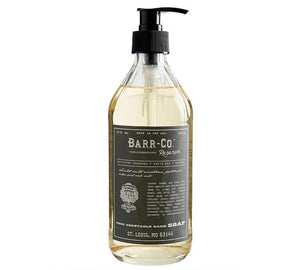 Barr & Co. Hand Soap Reserve Scent