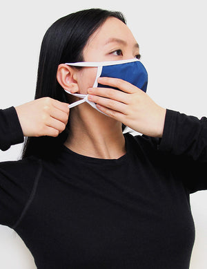 Waterproof Reusable Face Mask