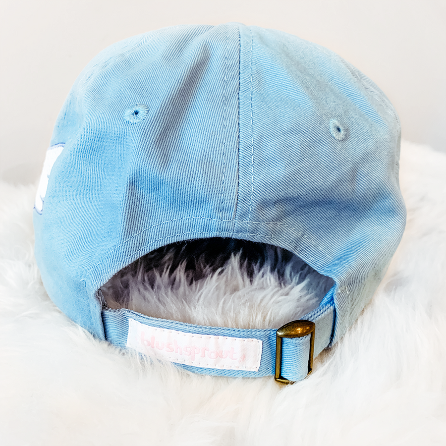 Angel Cap (Blue)