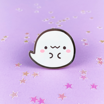 Spooky Cute - Cute Ghostie Pin
