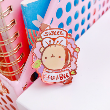 Sweet As Can Bee Pin