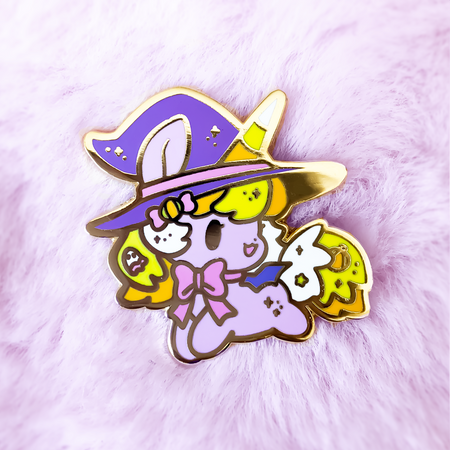 Unicandycorn Pin