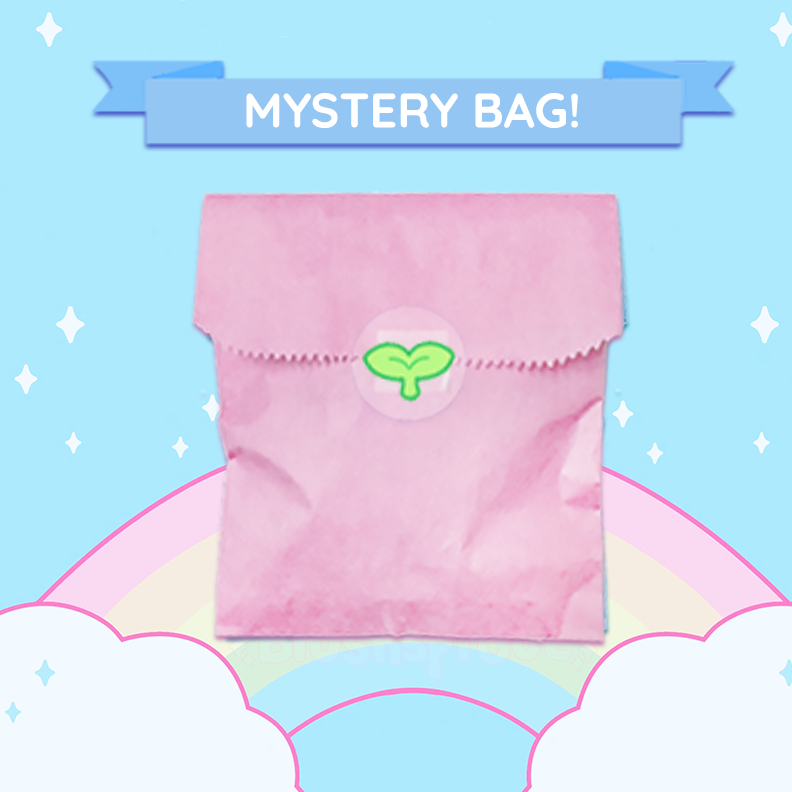 ✿ $25 SPROUT MYSTERY BAG (6 ORIGINAL PINS) ✿