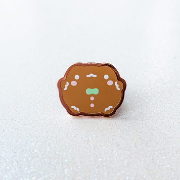 Froggie Winter 2019 | Gingerbread Mini Pin