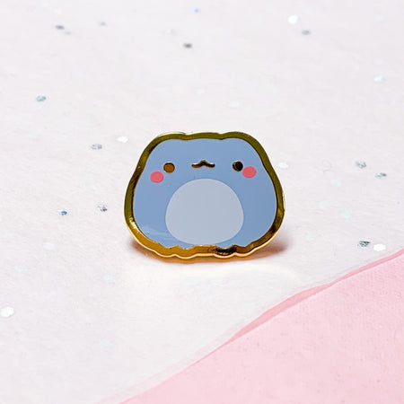 Froggie Colors | Periwinkle Mini Pin