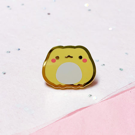 Froggie Colors | Warm Yellow Mini Pin