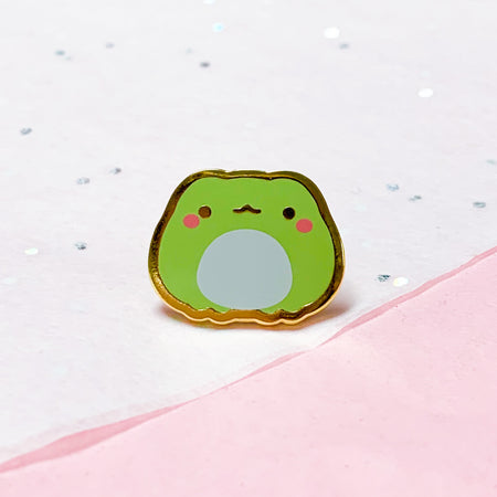 Froggie Colors | Green Mini Pin