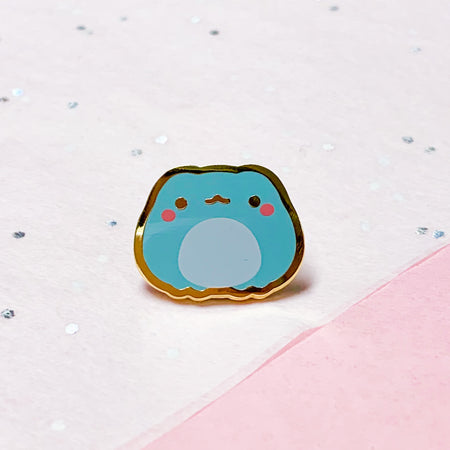 Froggie Colors | Aqua Mini Pin