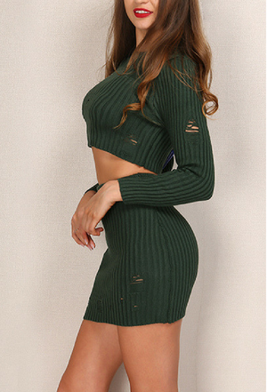 Jessica Two Piece - Lix Boutique