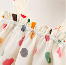 Girls Sleeveless Color Pop Dress | Sluice Farbo