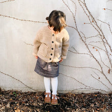 Kids Sherpa Jacket |  Sluice Farbo