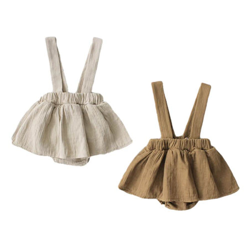 Baby Toddler Girls Suspender Dress | Sluice Farbo