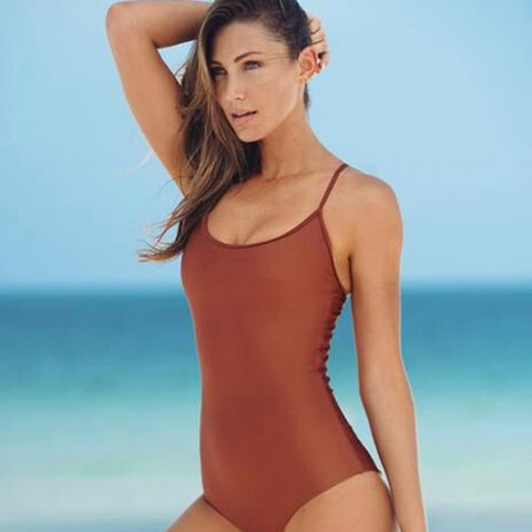 BRONZE GIU ONE PIECE - Bikinis Market