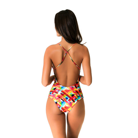 X RIBBONS ONE PIECE - Bikinis Market