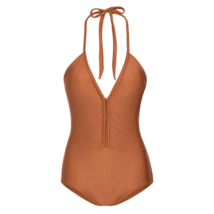 COPPER MIC ONE PIECE - Bikinis Market