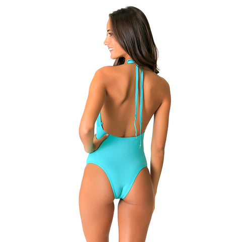 FOX AQUA ONE PIECE - Bikinis Market