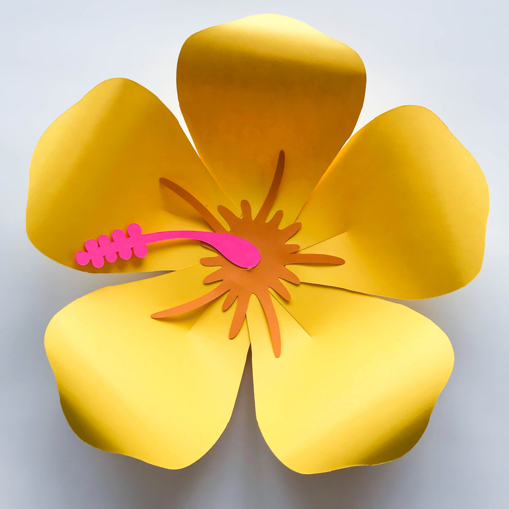 photo regarding Printable Paper Flower Template referred to as PDF Petal 101 Paper Flower Template/Printable/Hint and Reduce