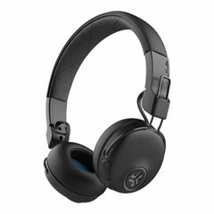 JLab Audio Studio ANC On-Ear Bluetooth Headphones Black