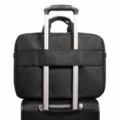 Everki Flight Laptop Bag-TSA Friendly Briefcase to 16 inch Black