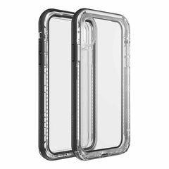 LifeProof Next Dropproof Case Black Crystal (Clear/Black) for iPhone XR
