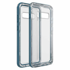 LifeProof Next DropProof Case Clear Lake (Clear/Blue) for Samsung Galaxy S10+