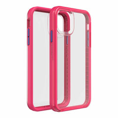 LifeProof Slam Dropproof Case Hopscotch (Windsurf Pink/Victoria Blue/Clear) for iPhone 11