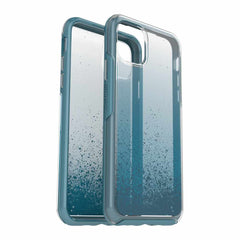 Otterbox Symmetry Clear Protective Case We'll Call Blue (Clear/Blue) for iPhone 11 Pro Max