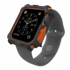 UAG Bumper Case Black/Orange for Apple Watch Series 5/4 44mm