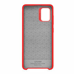 Samsung Typoskin Case Red for Samsung Galaxy A71