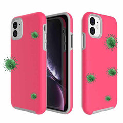 Blu Element Antimicrobial Armour 2X Case Pink for iPhone 12 mini
