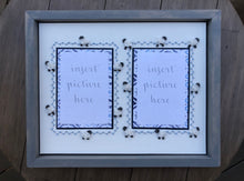 twin boy keepsake