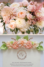 Elizabeth Keepsake Frame Inspiration and Piece