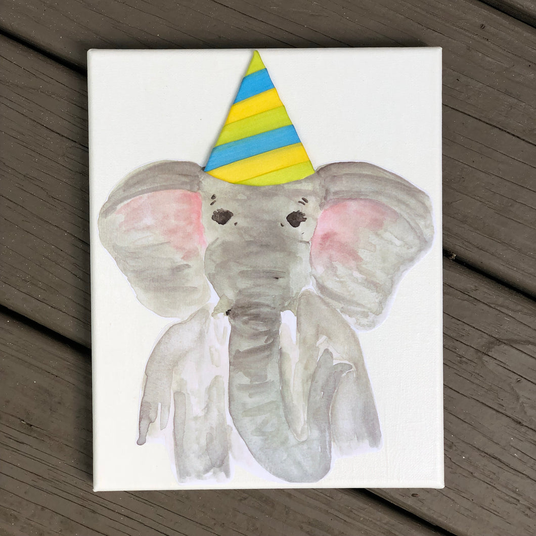 Party Animal - Elephant