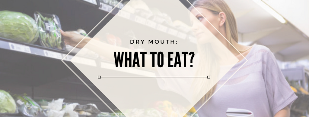 Dry Mouth: Foods to Promote and to Avoid