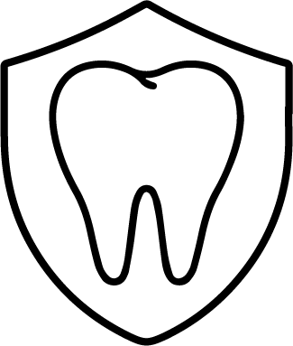 Shield & teeth