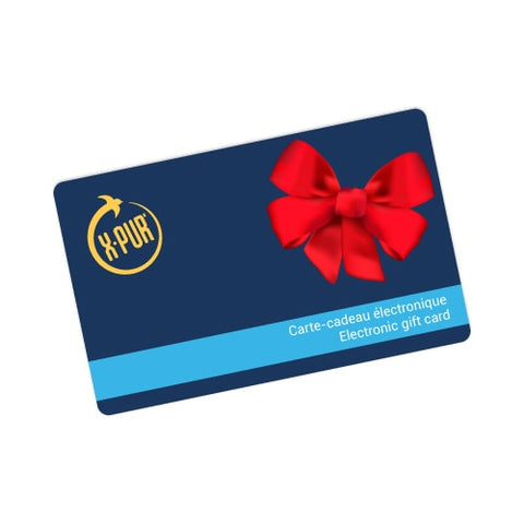 X-PUR Gift Card - Oral Science Boutique