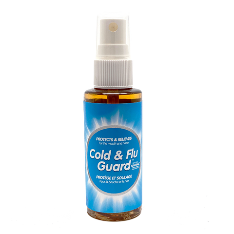 Cold & Flu Guard - Oral Science Boutique