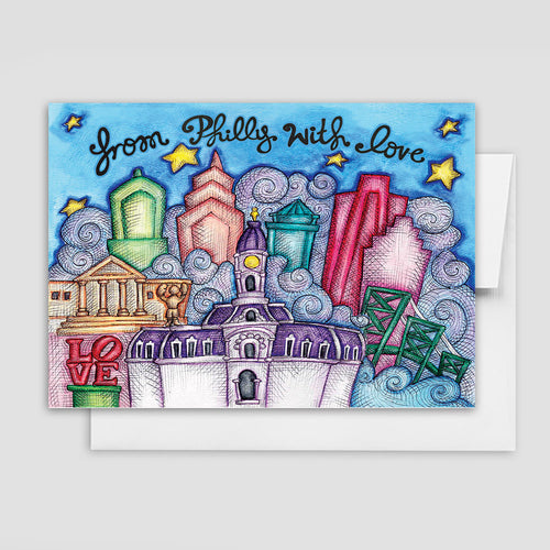 PHILLY Card - From Philly With Love