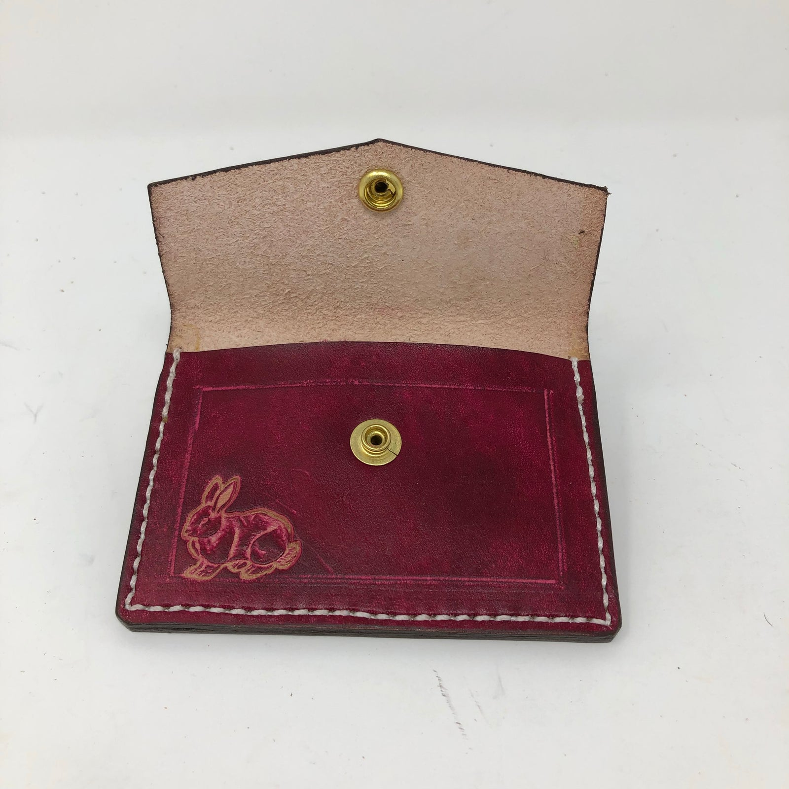 Coin purse/biz card holder