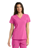 4 Pocket V Neck Women's Scrub Top 5105x