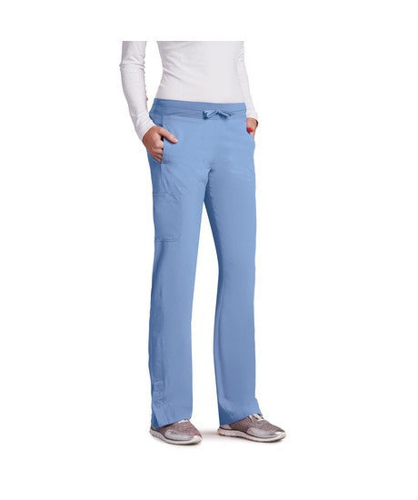 4 Pocket Low Rise Cargo Women's Scrub Pant 5205