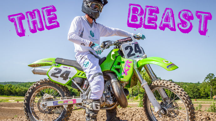 THE BEAST - KX500 - Carter Stephenson