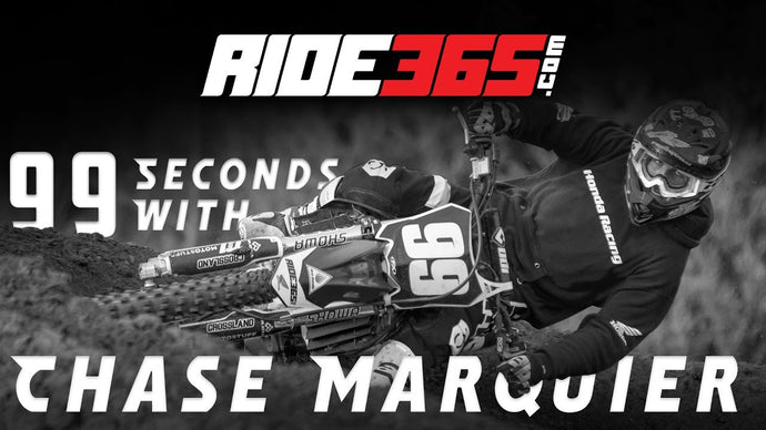 99 Seconds with #99 - Chase Marquier