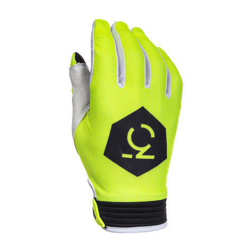 365MX Glove w/ Strap - Neon Yellow