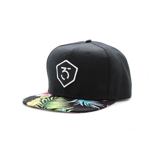 365MX Icon Snapback – Flower