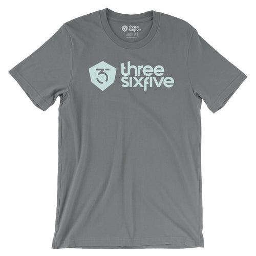 365MX Logo Tee - Grey