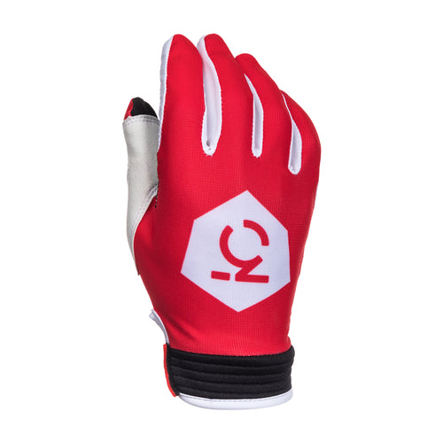 365MX Glove w/ Strap - Red