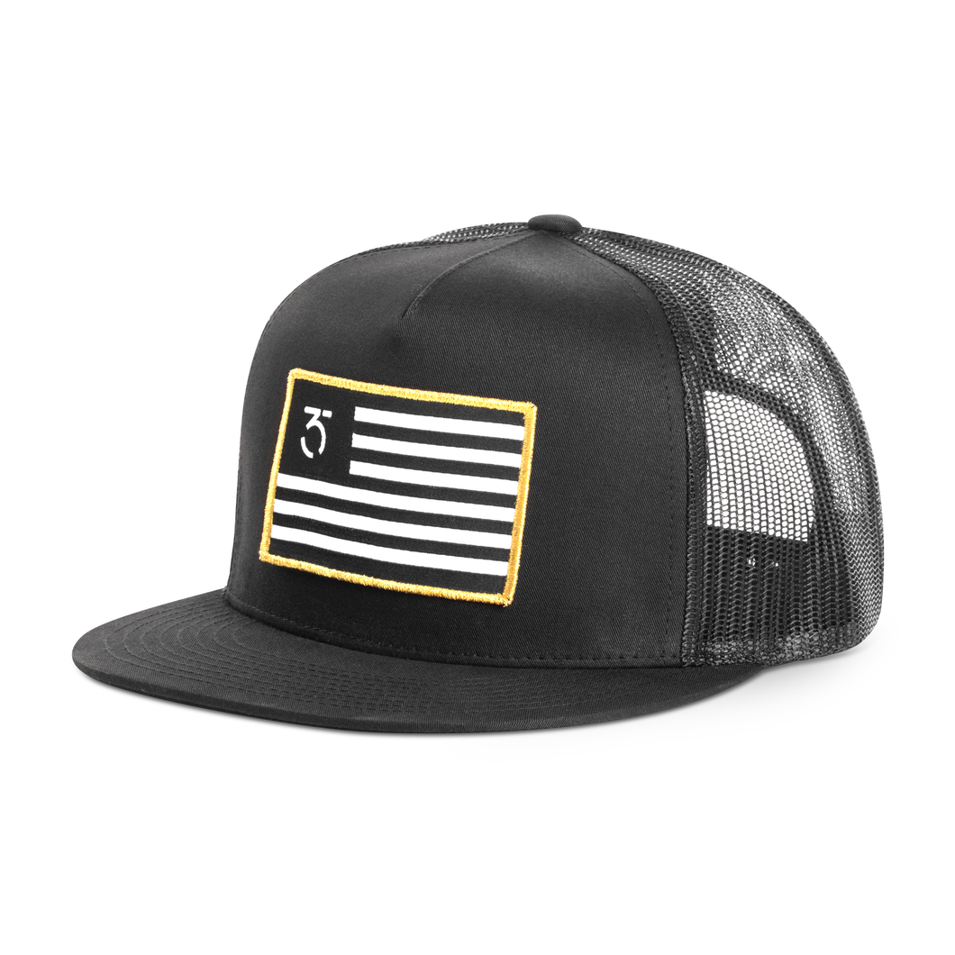 365MX Flag Trucker Snapback